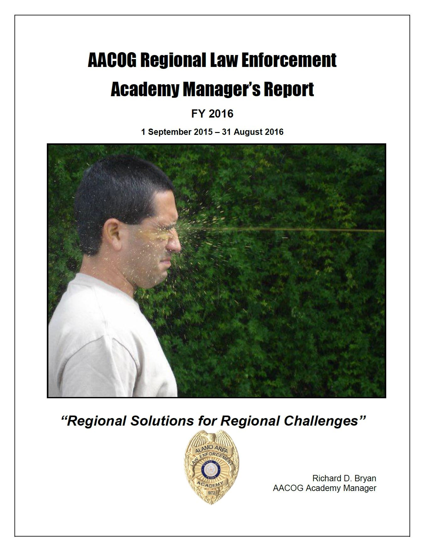 Academy Manager Report Cover -2016
